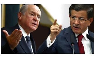 MHP'den Davutoğlu'na sert tepki!