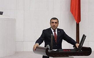 Milletvekili Taşdoğan'dan 15 Temmuz mesajı