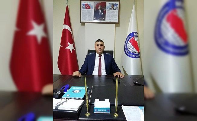 """Sağlık Kars Şube Başkanı Muharrem Koskalan: """"15 Temmuz Hain darbe girişimini unutmadık, unutturmayacağız"""""""