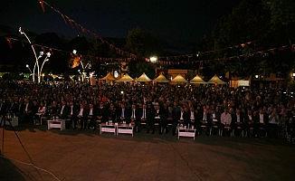 Tokat'ta 15 Temmuz dualarla yad edildi
