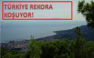 TÜRKİYE'NİN REKORU