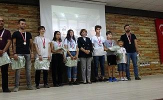 Uşak'ta 15 Temmuz turnuvası sona erdi