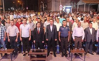 Yavuzeli'nde 15 Temmuz Demokrasi ve Birlik Günü