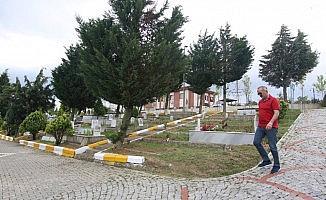 Yeni uygulamayla Kocaeli'de mezarlar daha kolay bulunacak