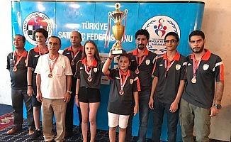 Yeşilyurt Belediyespor Satranç Takımı 1.Ligi'nde mücadele edecek
