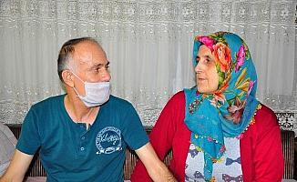 33 yıllık eşine böbreğini vermek için neden  20 yıl bekledi ?
