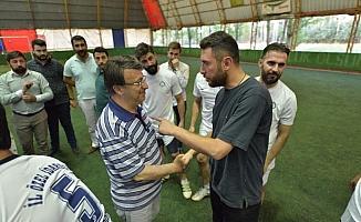 AK Parti Futbol Turnuvası final maçıyla sona erdi