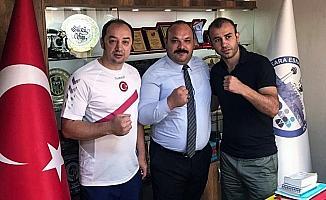 Ankaragücü boks takımı kuruluyor