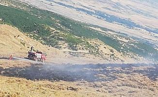 Bingöl'de 3 ayda  kaç yangına müdahale edildi