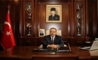 Bursa Valisi Canbolat'ın Kurban Bayramı Mesajı