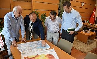 Bursa Kent Konseyi'nde gündem deprem