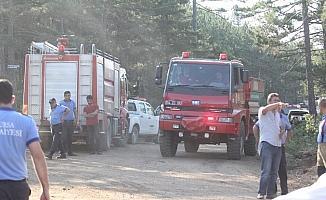 Bursa Valisi Canbolat'tan orman yangını açıklaması