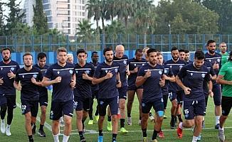 Demirspor hazırlıklarına Adana'da yeniden başladı