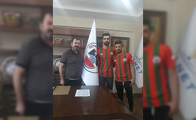 Diyarbakırspor'dan iki transfer