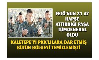 FETÖ'nun 31 ay hapse attırdığı Bahtiyar Ersay Paşa Tümgeneral oldu