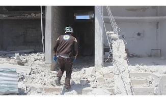 İdlib'deki ölü sayısı 13'e yükseldi