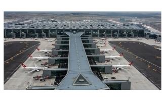 İstanbul Havaalanı'nda sefer yoğunluğu!