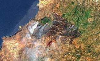 Kanarya Adaları'nda yangın kontrol altına alındı mı?