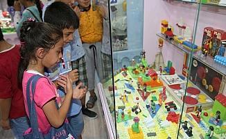 Karaköprü'de oyuncak müzesi ilgi görüyor
