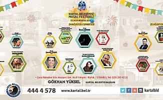 Kartal Belediyesi Masal Müzesi'nde 3 gün 3 gece sürecek Masal Festivali