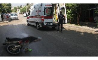 KORKU DOLU ANLAR ..5 yaşındaki Osman babasının öldüğü çatışmanın ortasında kaldı..
