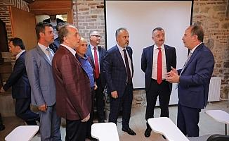 Marmara Belediyeler Birliği Encümeni Edirne'de toplandı