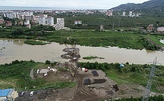 Melet'e yeni köprü