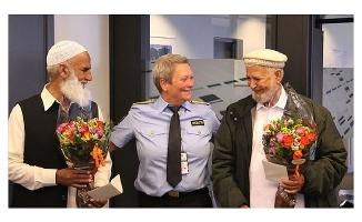 """Norveç polisi """"kahramanlara"""" teşekkür etti"""