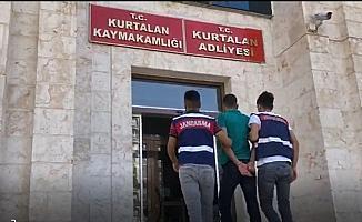 Siirt'te 12 ayrı suçtan aranan zanlı yakalandı