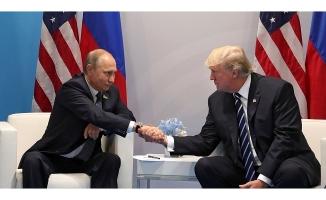 Trump : 'Rusya G7'ye geri dönmeli'