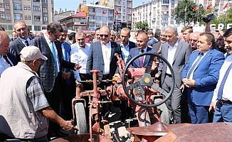 Türkiye'nin en ilginç tarım fuarı nerede açıldı?