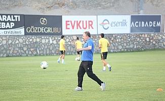 Yeni Malatyaspor'da Trabzon maçı hazırlıkları yarın başlayacak