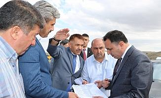 Yozgat'ta hayvan hastanesi ve hayvan borsası kuruluyor