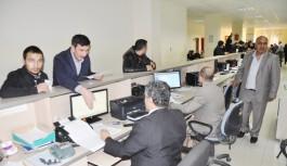 Bursa'da nüfus müdürlükleri hafta sonu da açık