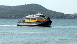 Ayvalık ve Edremit arasında deniz taksisi seferleri başladı