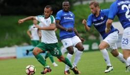 Bursasporlu genç oyuncu Mert Örnek Giresunspor'a imza attı