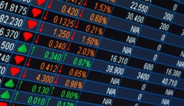 Borsanın rekor gününde kapanış da yükselişle oldu