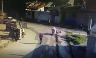 Bursa'da kayınbirader cinayeti kamerada