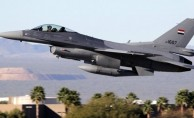 Irak savaş uçakları Suriye'de terör örgütü DAEŞ'i vurdu