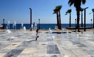 Antalya'da sıcak hava