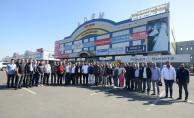 Bebe ve çocuk konfeksiyonu sektörü temsilcileri Kazakistan'da