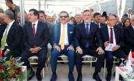 BTSO Camii ve TOBB Anadolu İmam Hatip Lisesi açıldı.