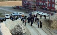 Hatay'da inşaat sahasında göçük: 1 yaralı
