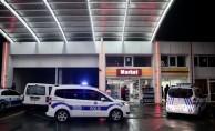 Bağcılar'da akaryakıt istasyonunda soygun