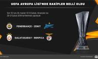 GRAFİKLİ - Futbol: UEFA Avrupa Ligi