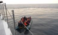 İzmir'de 95 düzensiz göçmen yakalandı