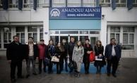 TİKA'dan Kazak medya mensuplarına tanıtım programı