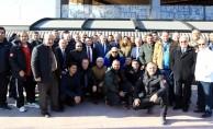 Gözgeç, Türkiye Boks Federasyonu Başkanlığına yeniden aday