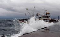 Marmara'ya fırtına uyarısı!