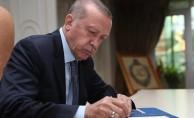 Cumhurbaşkanı Erdoğan imzaladı! İşte yeni başdanışman...